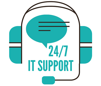 24 hour IT support for London and East of England