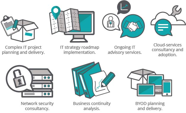 IT Consultancy Services for London and East of England