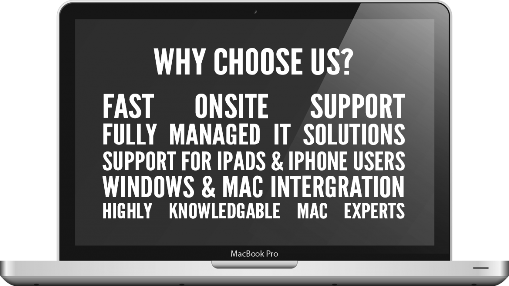 Apple Mac Support for London Business