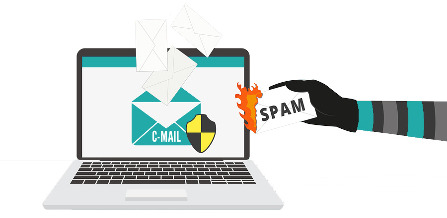 C-MAIL Enterprise Anti-spam for small business