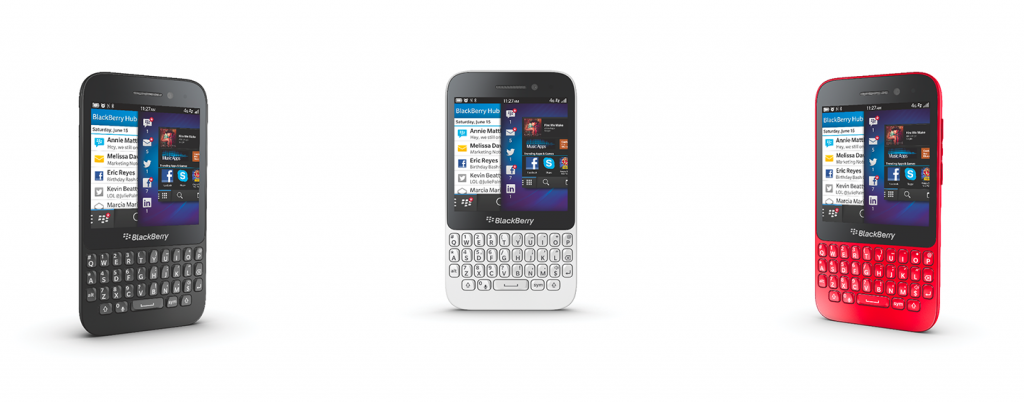 Blackberry Q5 Product Review