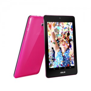 Asus Memo Pad HD7 Tablet - side on