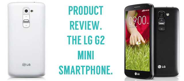 LG G2 review image