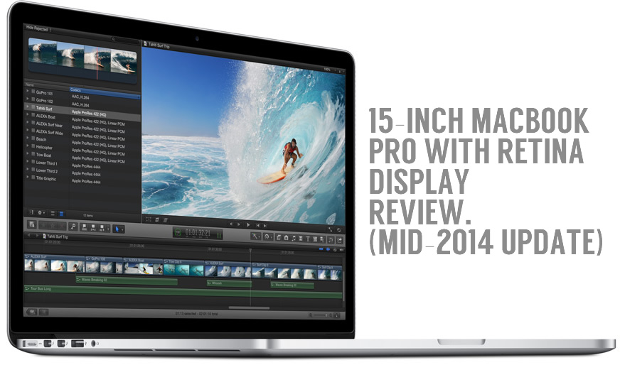 "MacBook Pro 15"" Review"