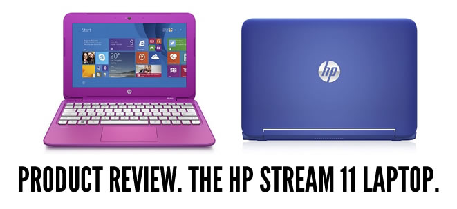 HP Stream 11 laptop review