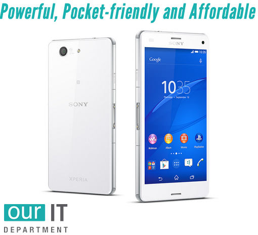Sony Xperia Z3 Compact phone review