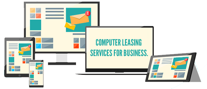 Computer leasing and IT equipment leasing - Our IT Department