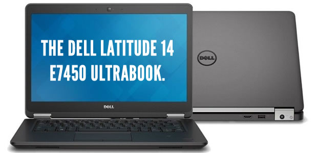 Dell latitude 14 E7450 review.