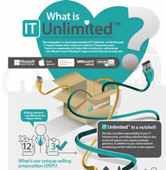 IT Unlimited infographic